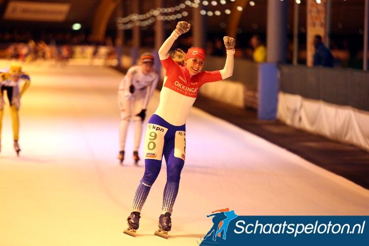 Foske Tamar van der Wal won het Gronings Kampioenschap