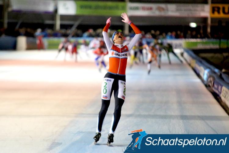 Aggie Walsma won in 2014 de Sjoerd Huisman Bokaal. Zaterdag is in Hoorn onderweg extra prijzengeld te verdienen bij de derde editie van deze bokaal.