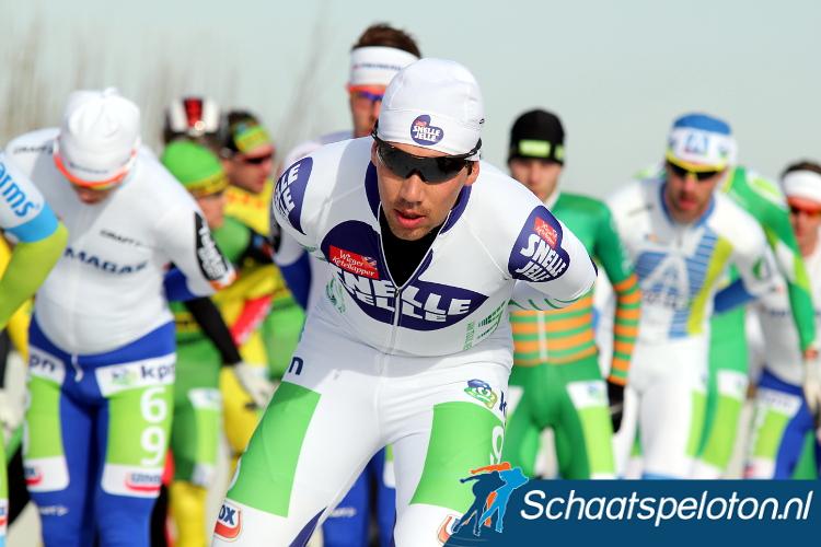 Jochem Uithoven won in de C Divisie