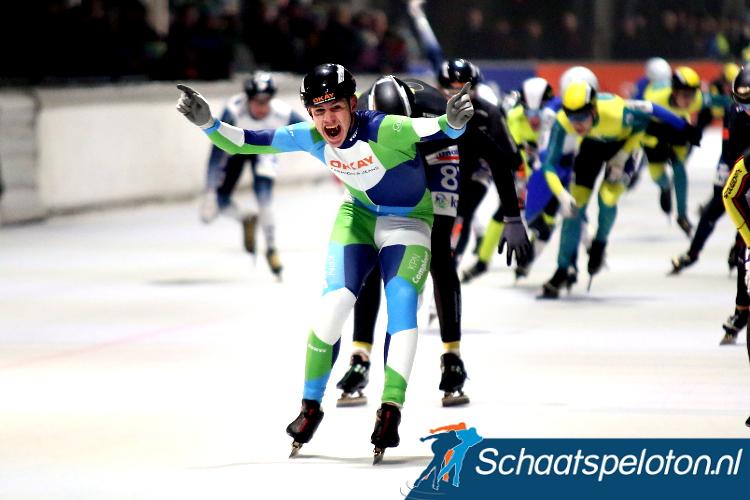 Bart Hoolwerf kan voor de derde keer deze KPN Vierdaagse juichen.