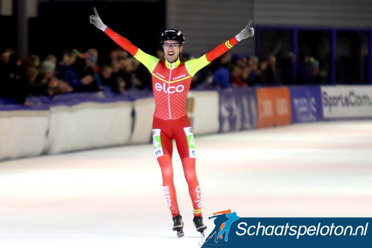 Mats Stoltenborg komt ook komend seizoen uit voor Team Bouw & Techniek.
