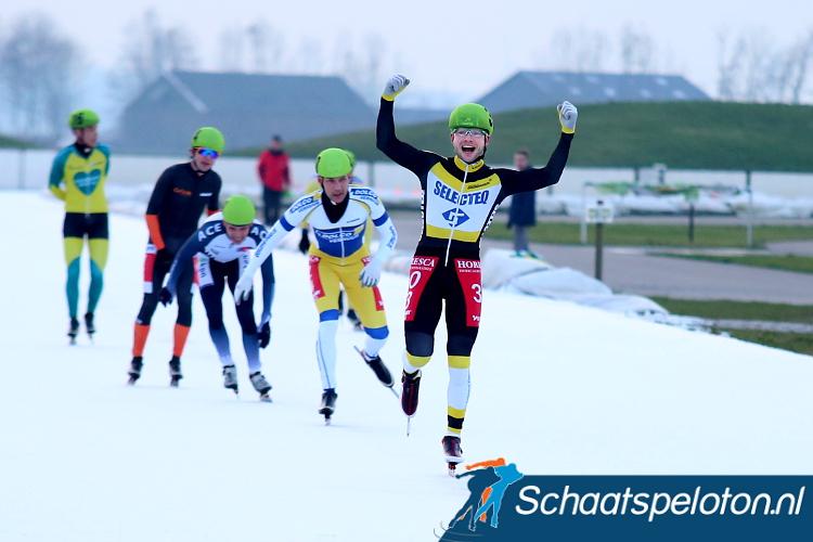 Arjan Elferink won afgelopen seizoen zowel de Flevobokaal als het Open NK op Flevonice.
