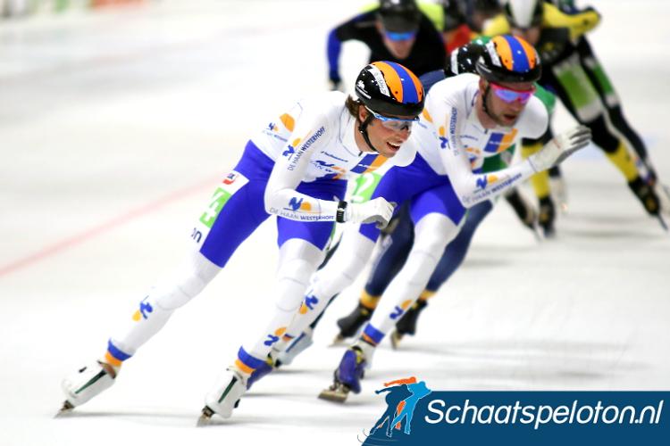 Erwin Mesu won in Breda de gewestelijke titel van Noord-Brabant/Limburg/Zeeland.