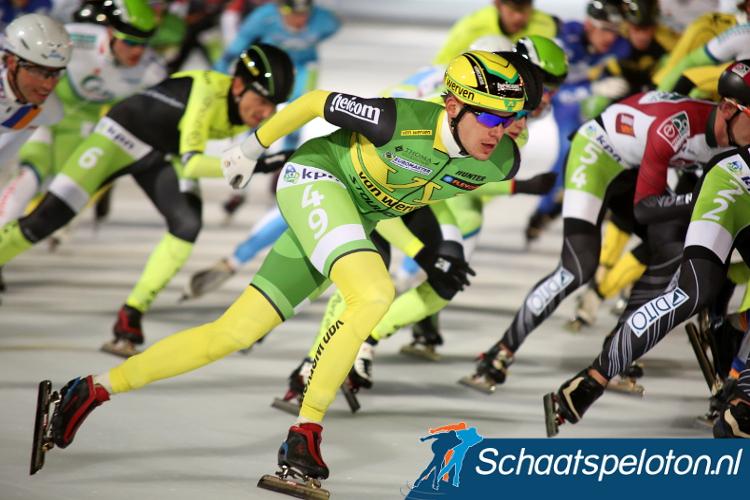 Bij een dopingcontrole is Thom van Beek positief getest op EPO.
