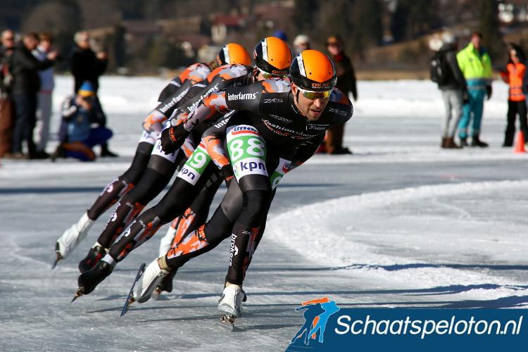 Okay Fashion & Jeans zal ook komend seizoen in dezelfde samenstelling actief zijn in de Topdivisie van het marathonschaatsen.