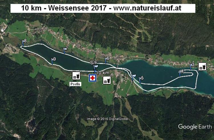IJsmeester Norbert Jank heeft voor het Open NK een parcours van 10 kilometer uitgezet.