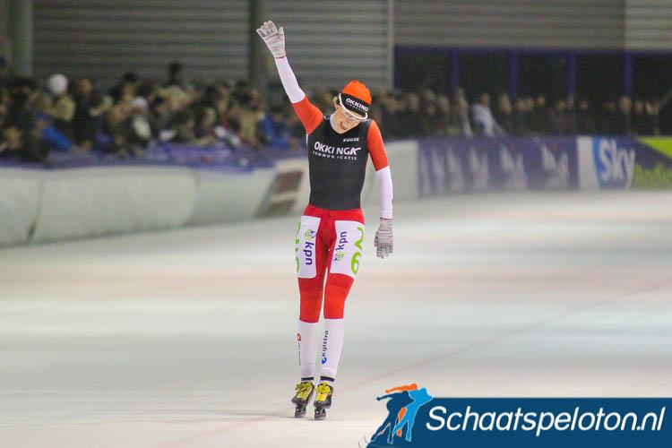 Carien Kleibeuker won in 2013 met een solo in Alkmaar. Een overwinning waar ze met bijzondere gevoelens op terugkijkt.
