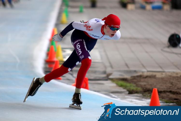 Danny Stam won afgelopen seizoen de Regiocompetitie Zuid.