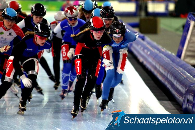 Esmeralda Wannink won voor de tweede maal dit seizoen de dameswedstrijd in de Leisure World Regio Oostcompetitie.