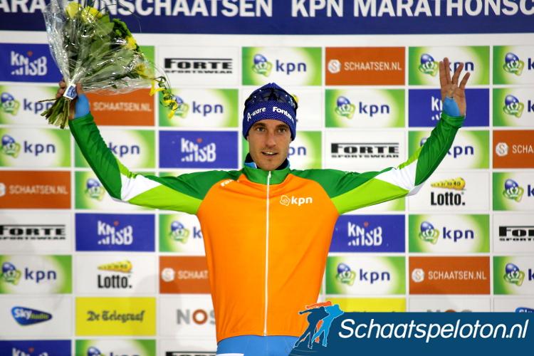 12 Herenploegen gaan dit seizoen strijden voor de winst in de KPN Marathon Cup. Uittredend Cupwinnaar Ingmar Berga doet dat voor Okay Fashion & Jeans.