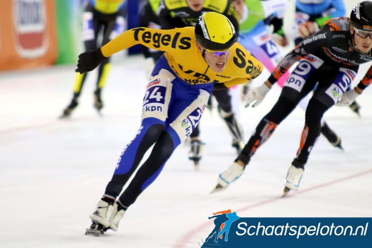 Jasper van Mierle schaatst volgend seizoen bij Schaatsteam Gelderland dat het Van den Hoogen-team na 16 jaar vervangt.