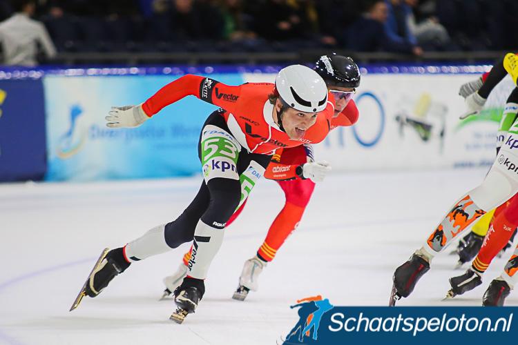 Bij Vector debuteerde Janissen deze winter in de Topdivisie nadat hij vorig jaar Nederlands Kampioen bij de Neo-Senioren was geworden.