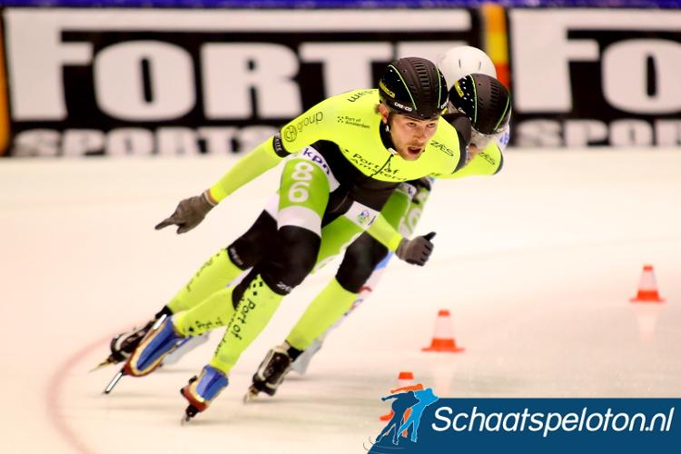 Johan Hendriks was vorig seizoen de Nederlands Kampioen marathonschaatsen bij de studenten. Op 11 maart wordt er in Enschede gestreden voor zijn opvolging.