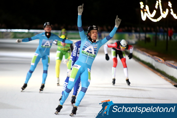 Regerend Nederlands Kampioen Arjan Stroetinga begint aan zijn veertiende seizoen in de Topdivisie.