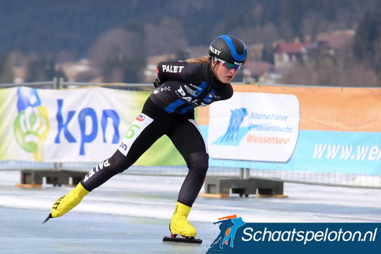 Nicky van Leeuwen verruilt na dit seizoen het zwart-blauw van Palet voor het blauw-rood van Mastermind.