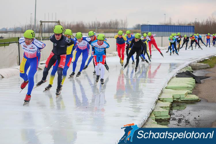 Het Open NK voor masters vond de afgelopen jaren plaats op Flevonice, nu vindt die titelstrijd een plek op de Weissensee.