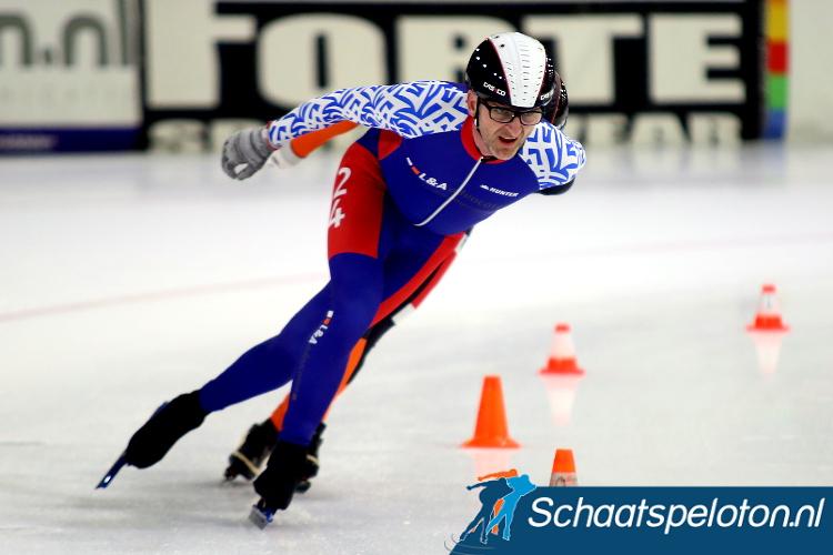 Stan Nelissen loste bij de Masters in de finale medevluchter Kees Hooft en klom met zijn zege op naar de tweede plaats in het klassement.
