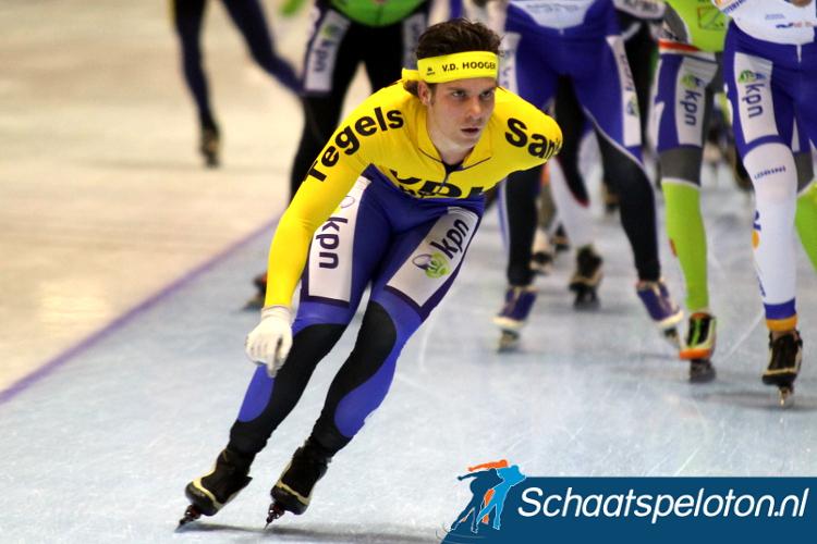 Thomas Kruk won vorig seizoen de Regio Oostcompetitie.