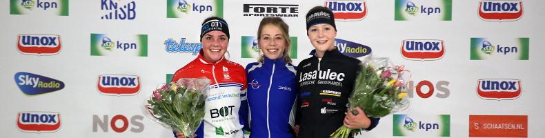 Anna van den Bos wint tweede wedstrijd Regiotop