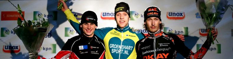 Niels Overvoorde soleert naar Beloftenwinst in Rotterdam