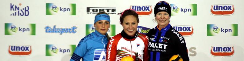 Francesca Lollobrigida ook in Alkmaar te snel voor Irene Schouten