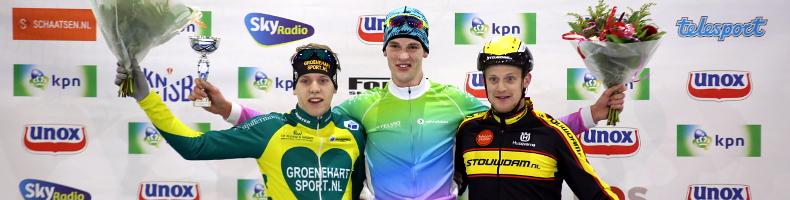 Joeri Klous beloont vechtlust met overwinning in Groningen